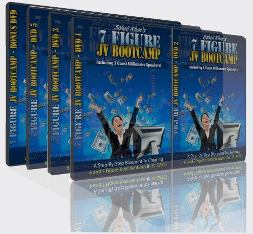 Joint Venture Mastery Course DVD Set